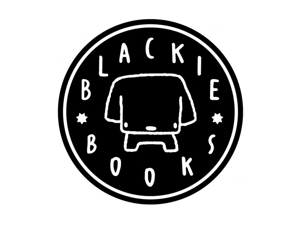Blackie Books logo