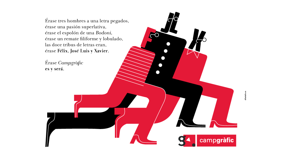 La editorial Campgràfic fue Premio Gràffica 2012