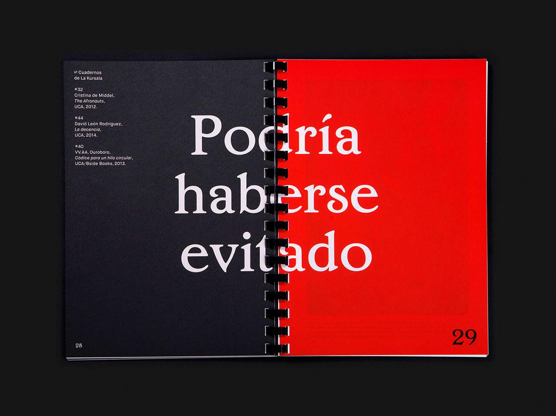 Cuadernos de la Kursala - Cristina de Middle