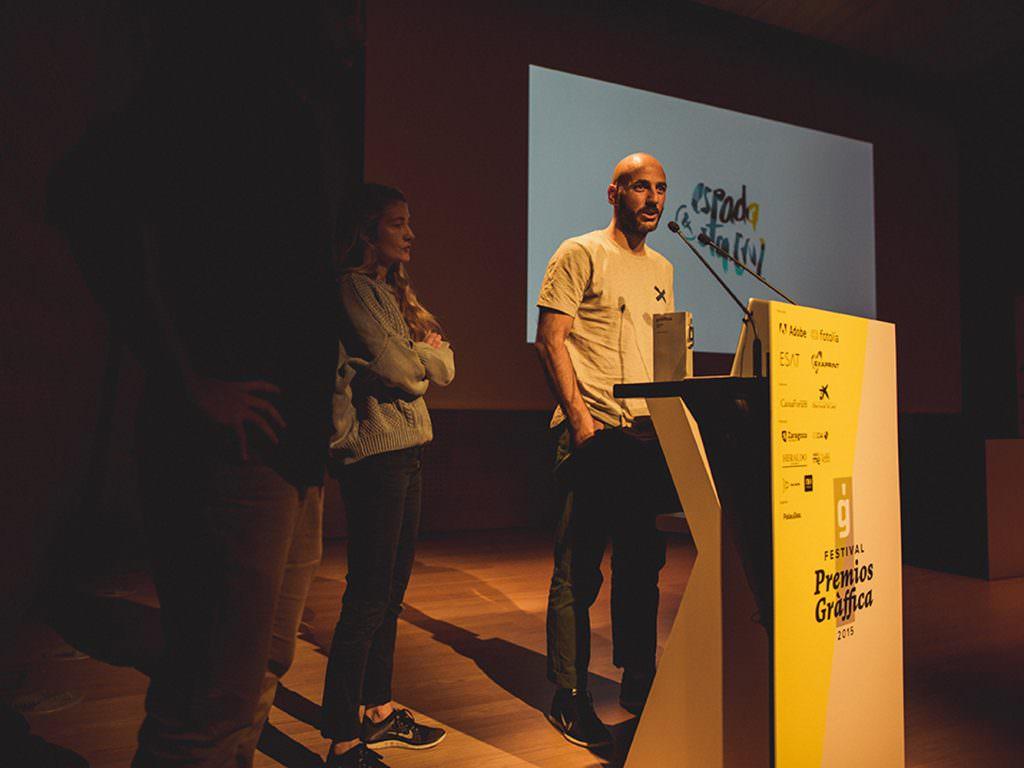 Espadaysantacruz Premio Gràffica 2015