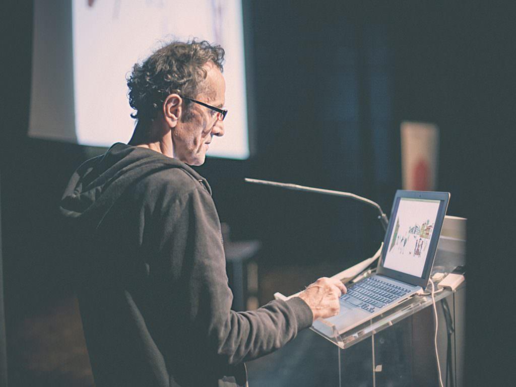 Flavio Morais Premio Gràffica 2014