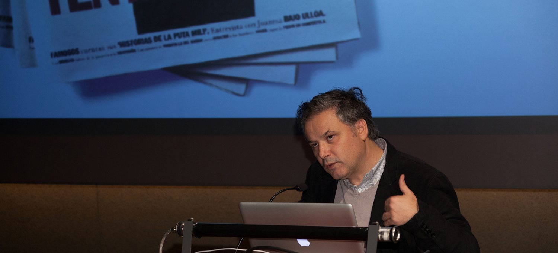 Fernando Gutiérrez, Premio Gràffica 2012