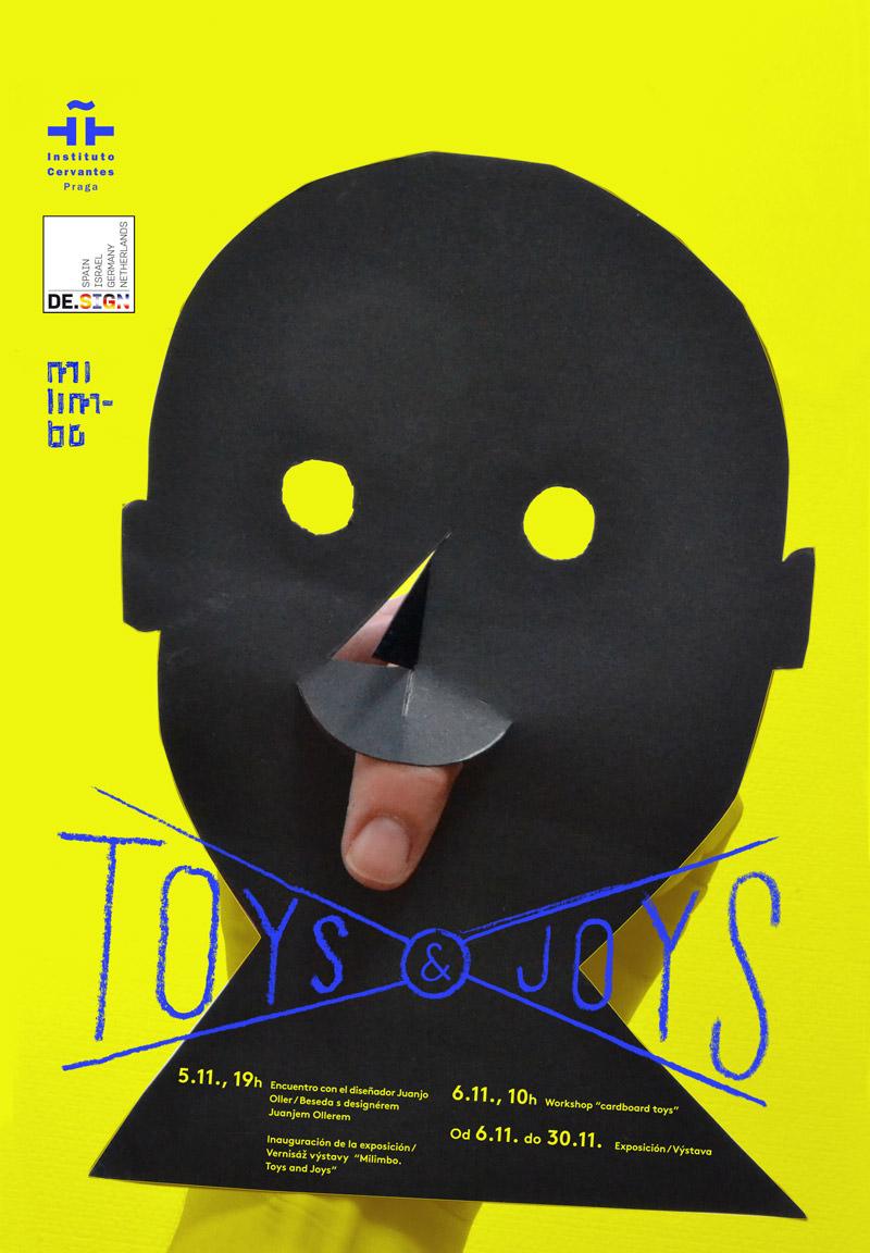 Milimbo, cartel Toys Joys