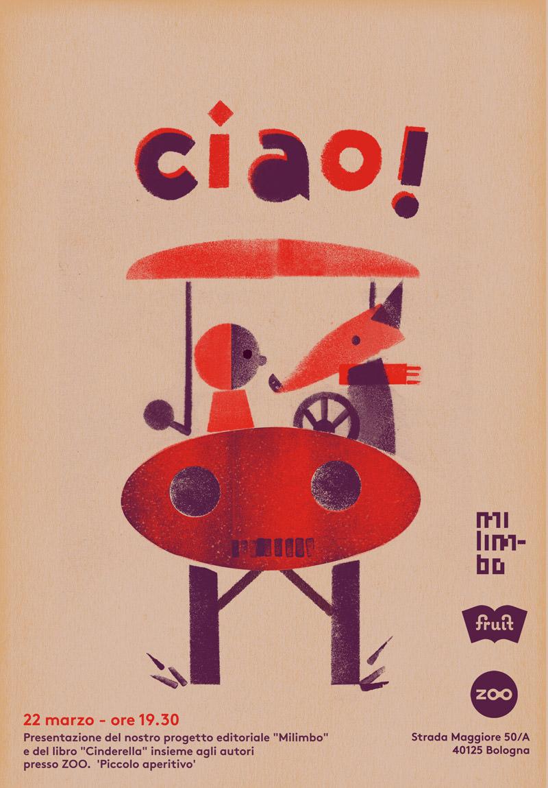 Milimbo, cartel