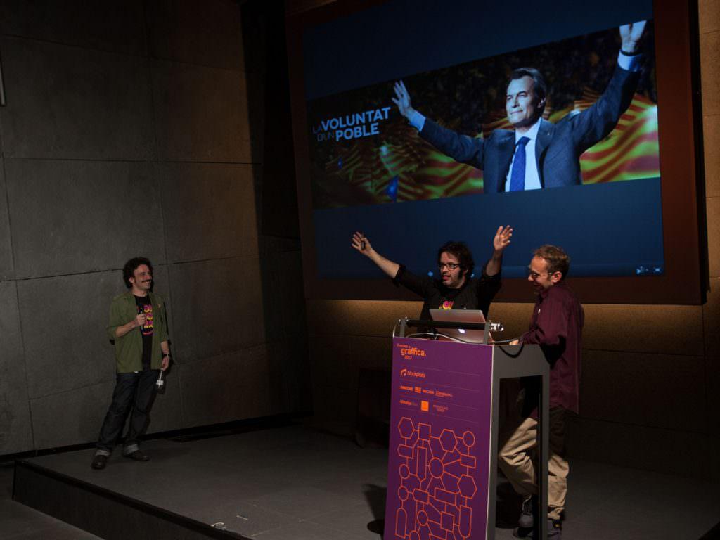 Mongolia Premio Gràffica 2012
