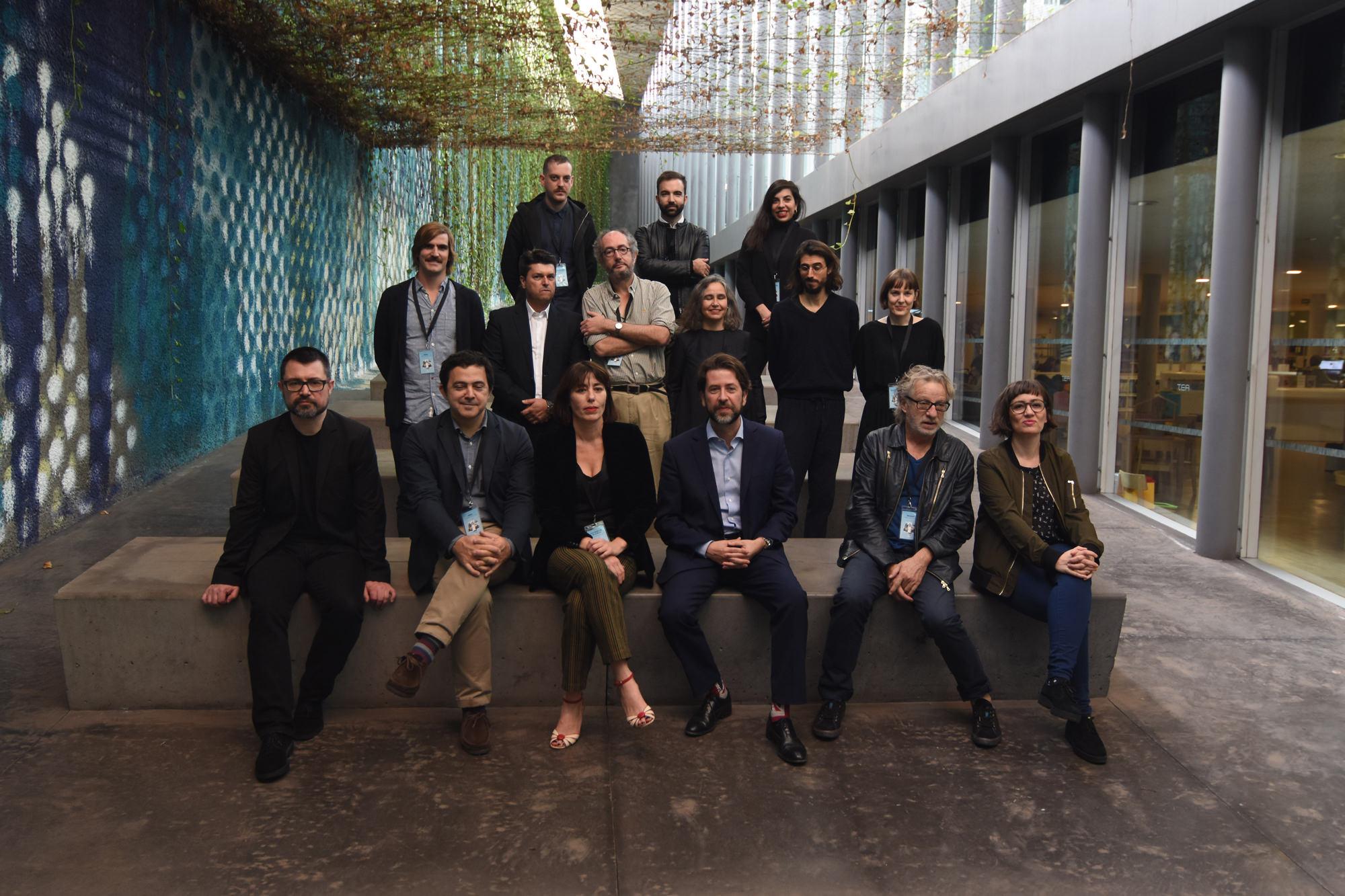Foto de grupo Premios Gràffica 2016
