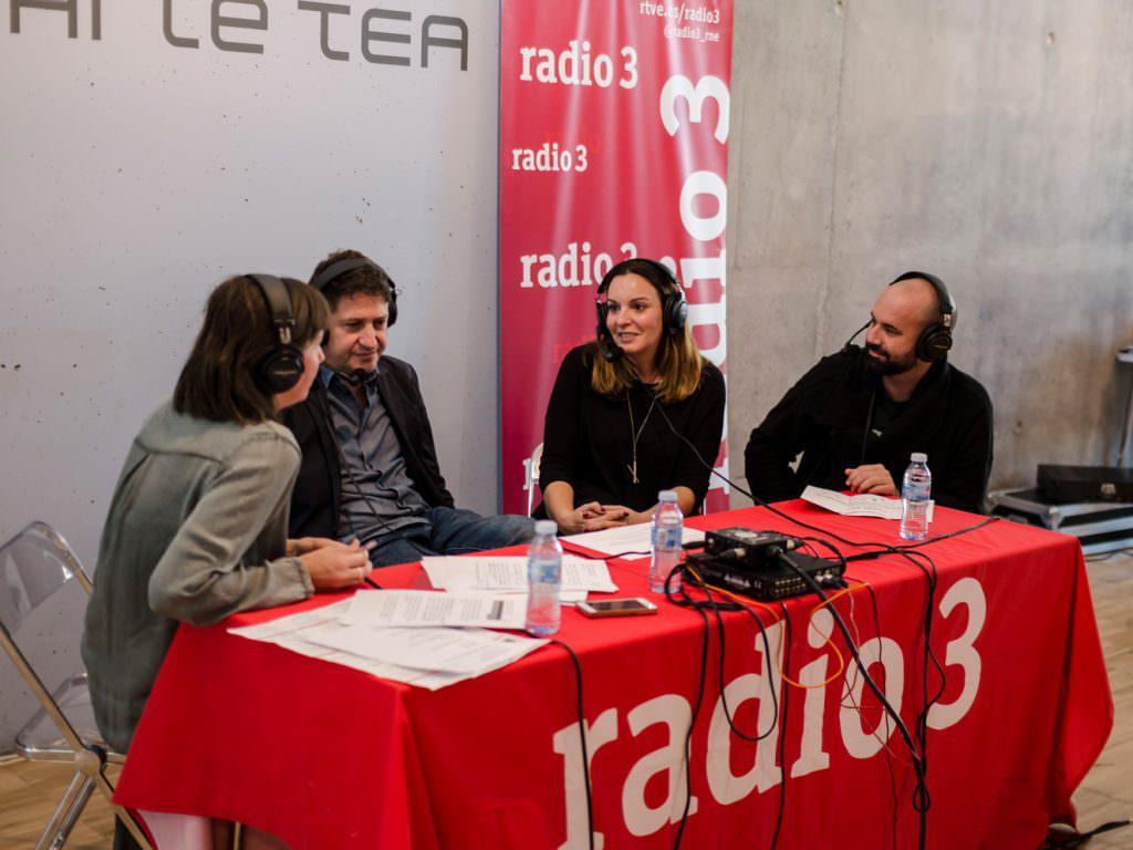 Radio 3 - Hoy Empieza Todo Especial Diseño Premios Gràffica 2016