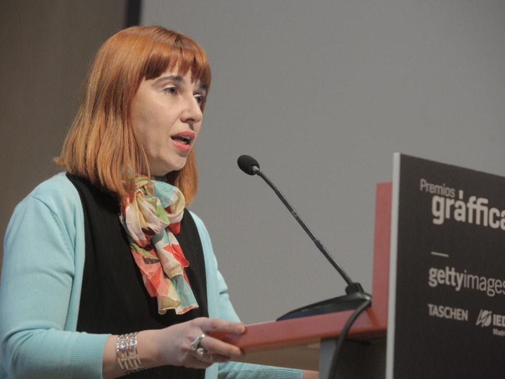 Raquel Pelta, Premio Gràffica 2011