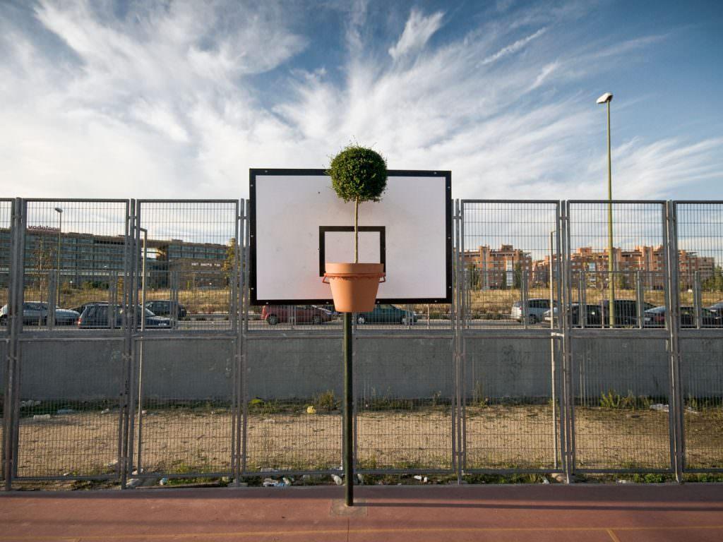 SPY – Basket Madrid 2008