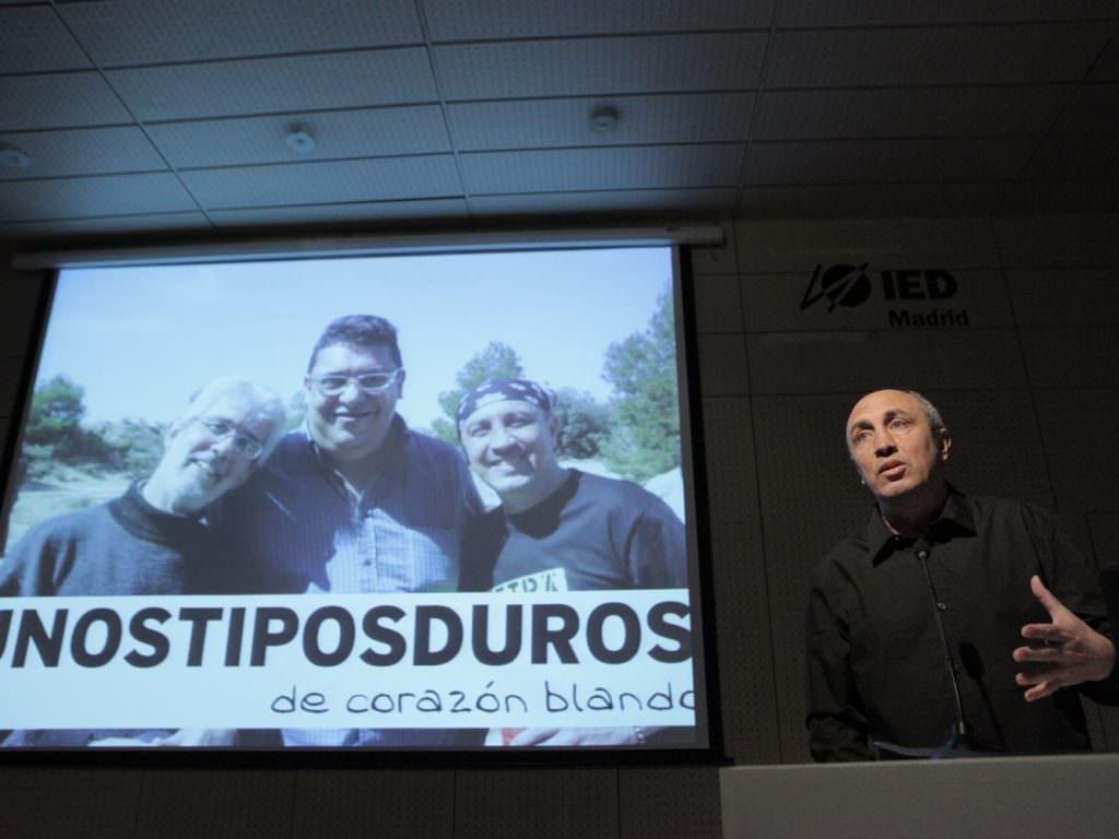 José Ramón Penela - Unos Tipos Duros, Premio Gràffica 2011