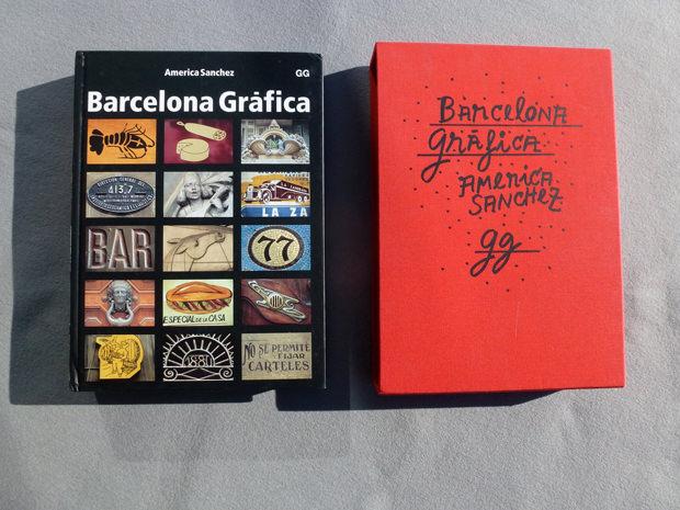 America Sanchez, Barcelona Gráfica