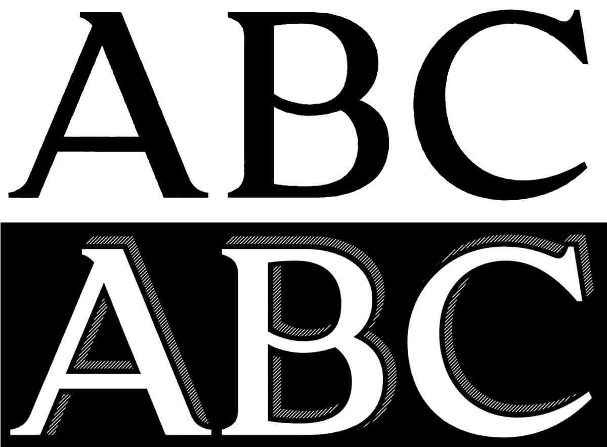Tipografía ABC de Eduardo Manso Premio Gràffica 2010