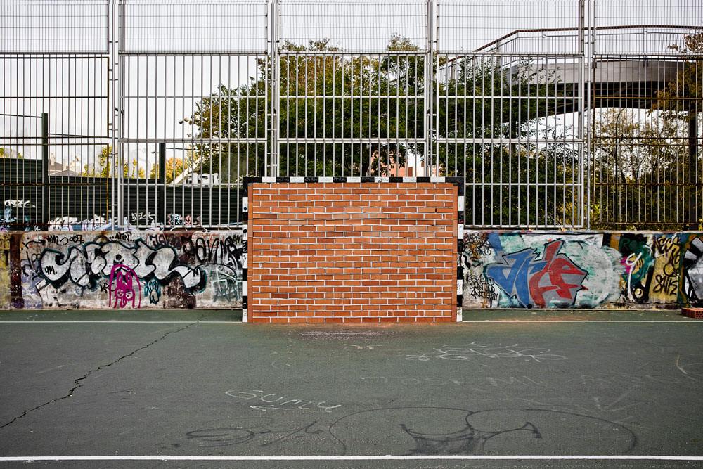 SPY - Bricks - Madrid 2008