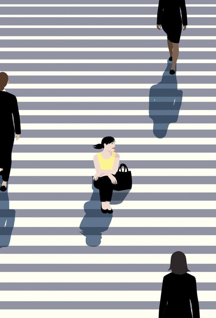 Anna Parini es una ilustradora nacida en Milán en 1984. Actualmente trabaja y vive en Barcelona.