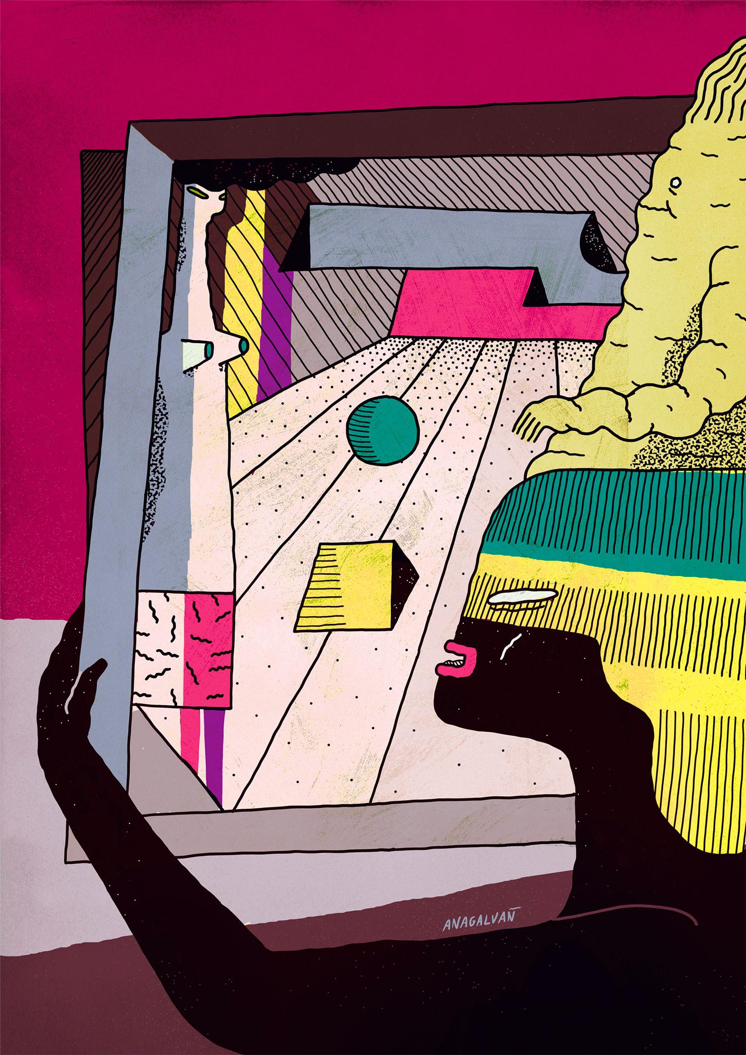 Ana Galvañ - ilustración