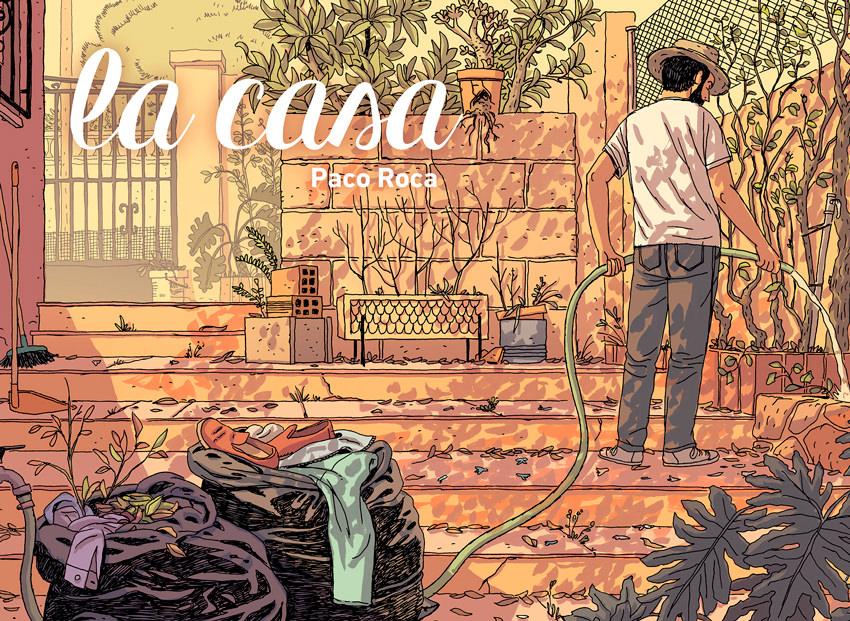 Astiberri - La Casa - Paco Roca