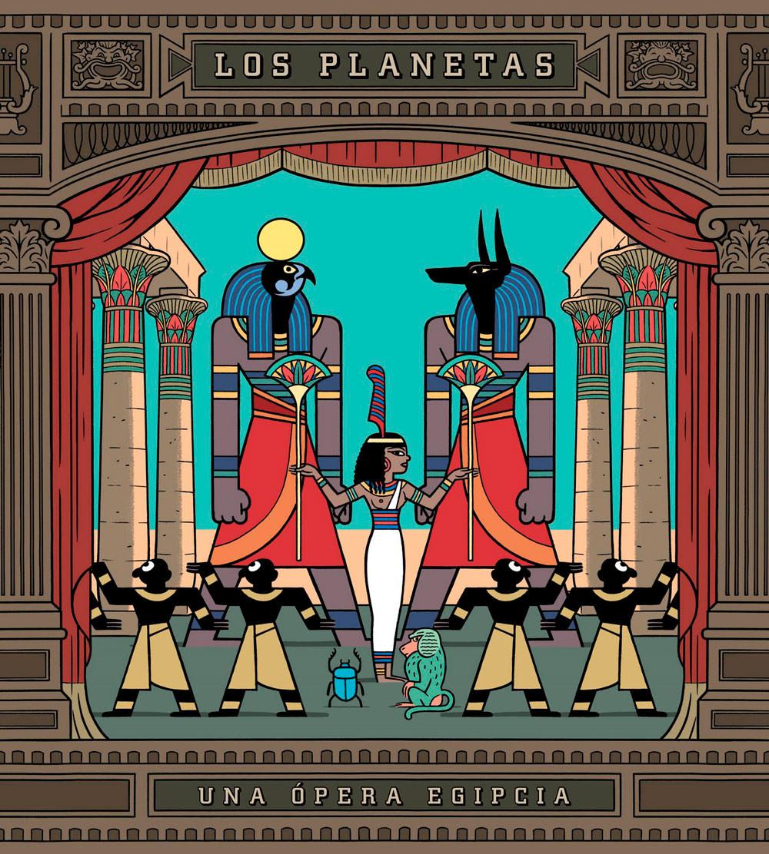 Max, Una Ópera Egipcia
