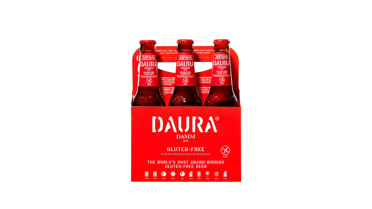 Mario Eskenazi, packaging DAURA
