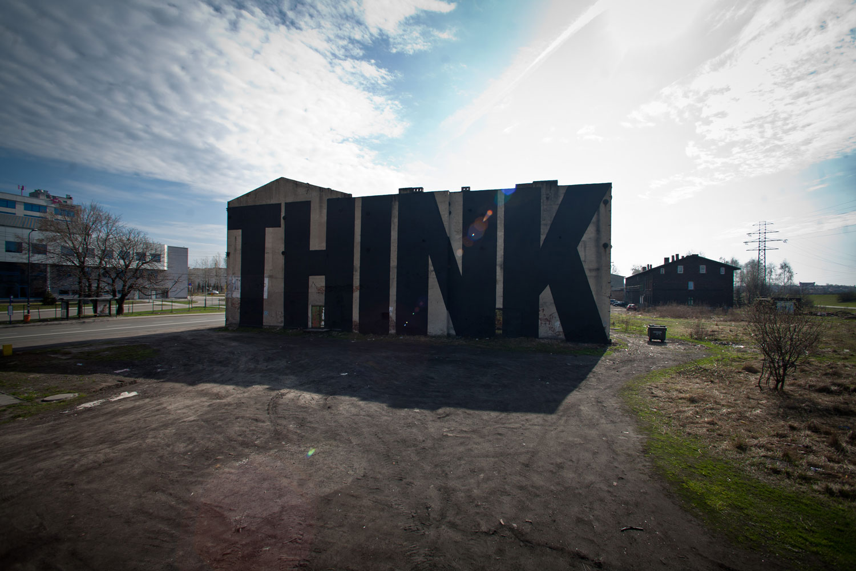SPY - Think - Poland – 2013