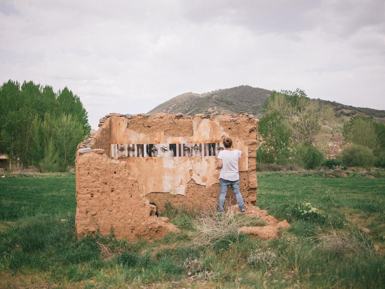 Susana Blasco, collages que destilan creatividad e ingenio a partes iguales