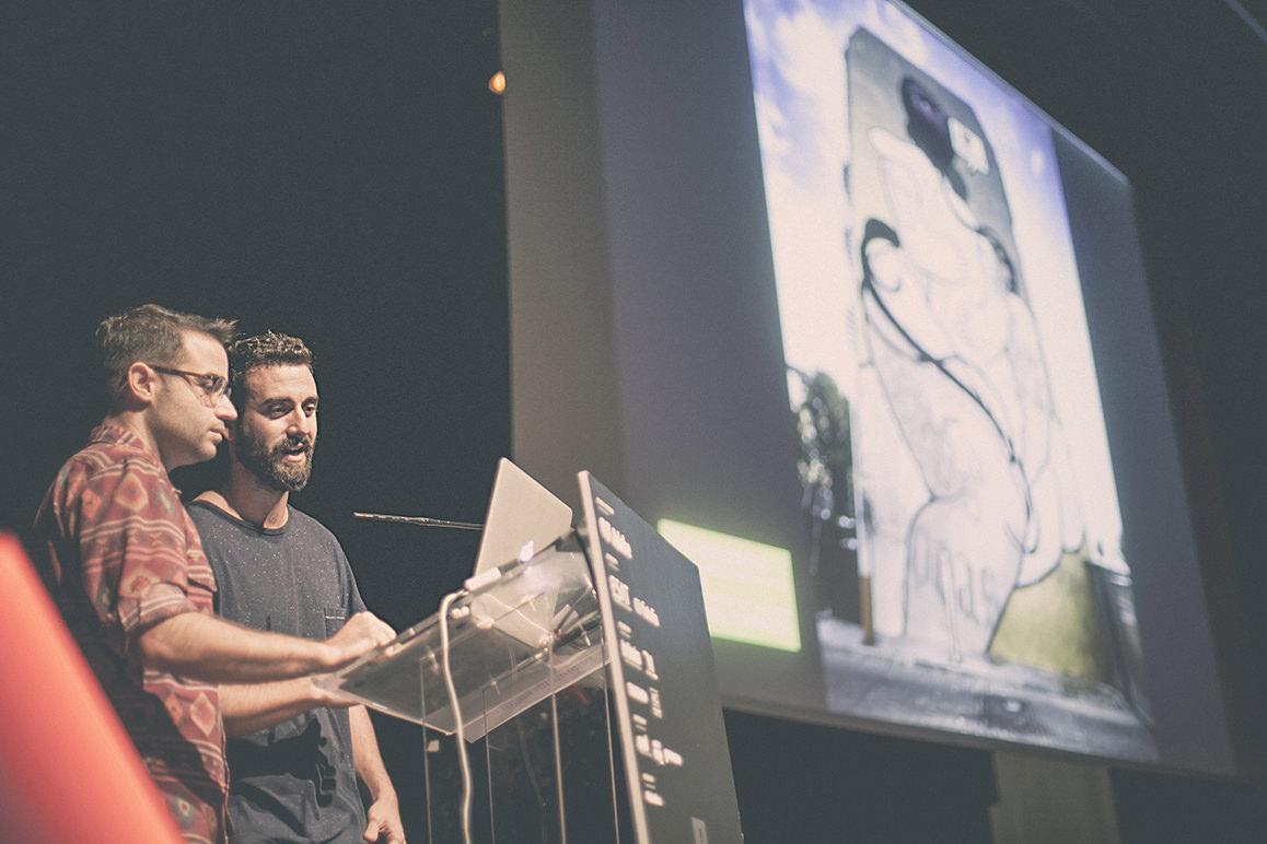 Boamistura Premios Gràffica 2014 La Térmica