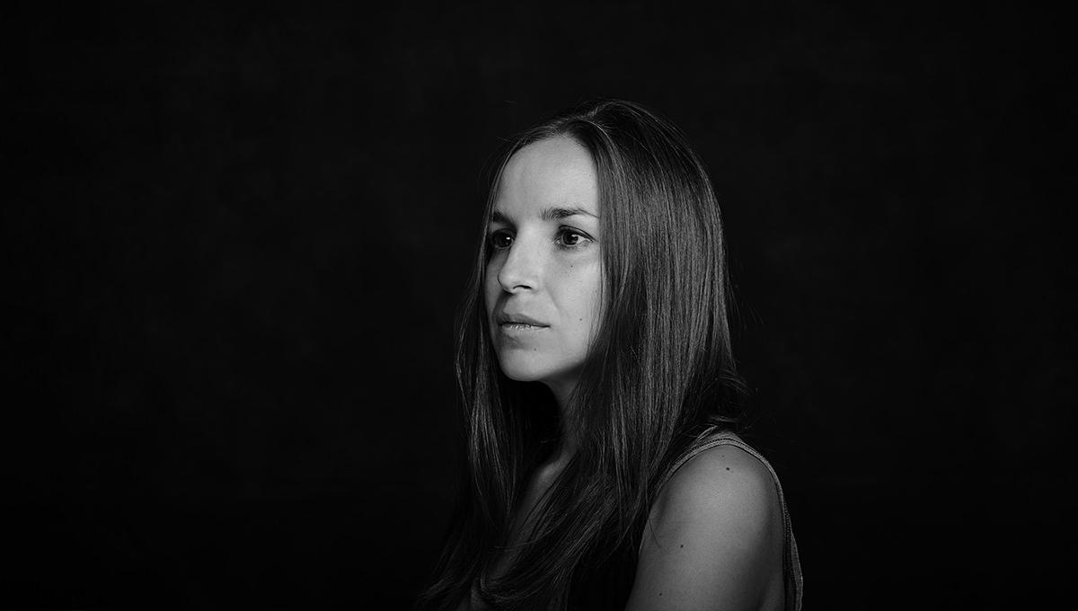 Fotografía retrato de Cinta Vidal