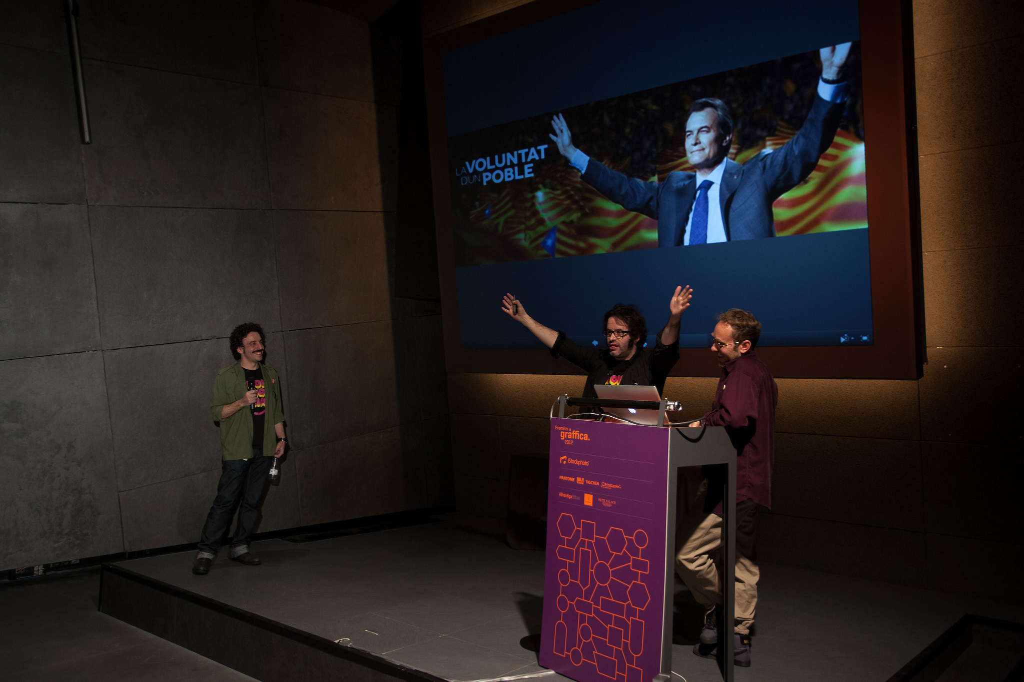 Mongolia Premios Gràffica 2012 Bilbao