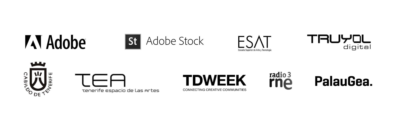Patrocinadores y marcas colaboradoras