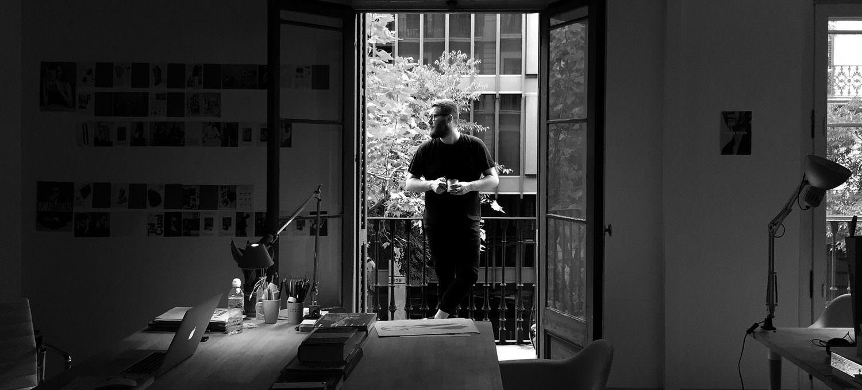 Óscar Germade - Solo estudio