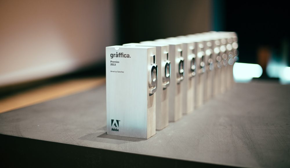 trofeos Premios Gràffica 2013