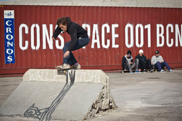 Cons Space 001, evento Converse cultura skate