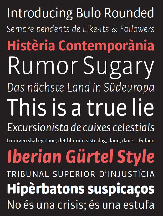 Jordi Embodas y Noe Blanco presentan la nueva Bulo Rounded