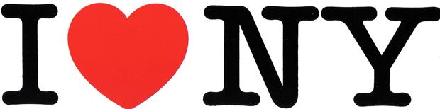 Milton Glaser, I Love NY