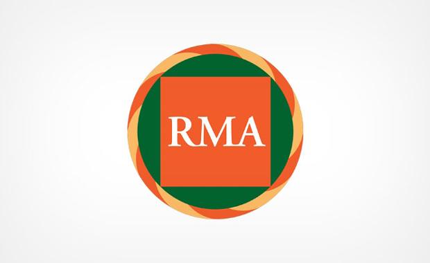 Milton Glaser, logo RMA