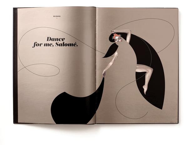 libro promocional de Saomé Font, de Atipo