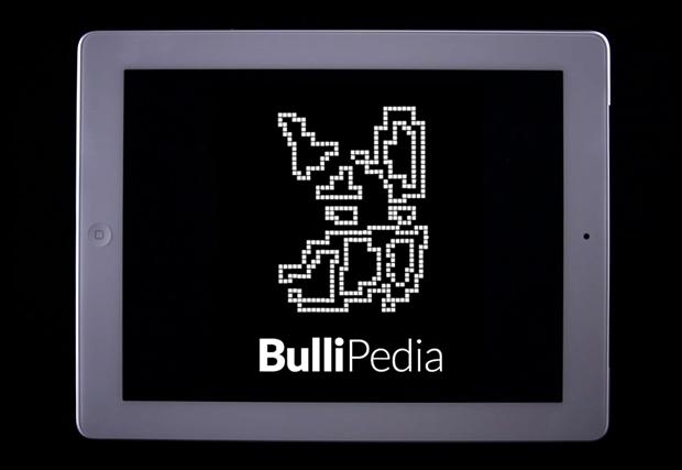 Bullipedia, ipad Ferran Adrià
