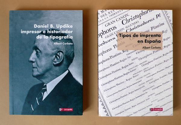 Lecturas de verano, La historia de la tipografía en España