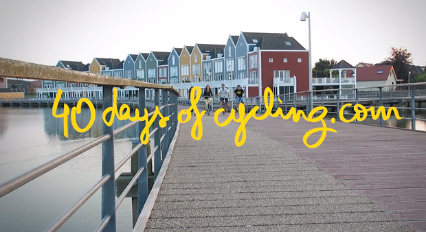 40 Days of Cycling