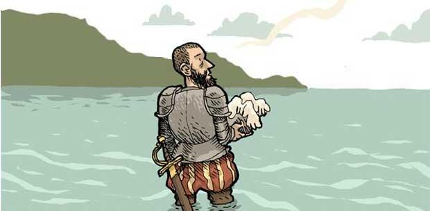 Alfonso Zapico, El otro mar