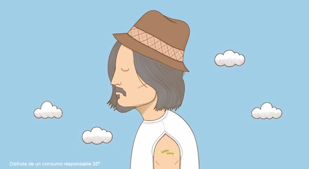 6 grados de separación entre Anís del Mono y Johnny Depp