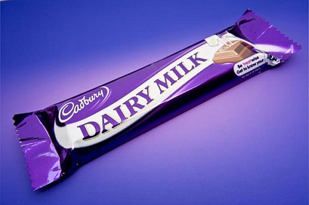 Cadbury pierde la batalla por el Pantone 2685C
