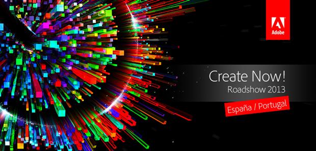 Adobe Create Now Roadshow 2013