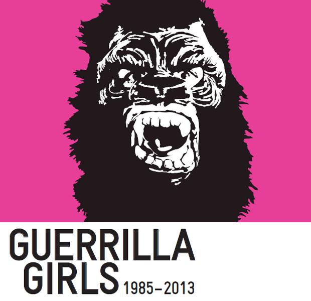 Guerrilla Girls, exposición en AlhóndigaBilbao