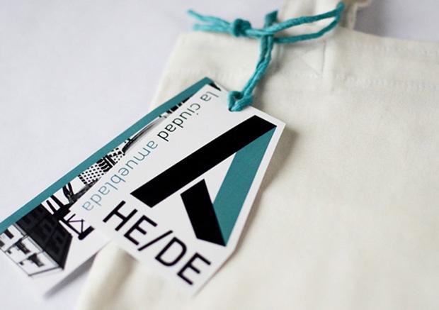 HE/DE, proyecto de la diseñadora Luta Valentina Morciano