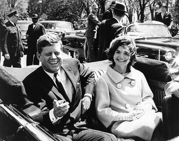 Jacques Lowe, foto JFK y Jackie