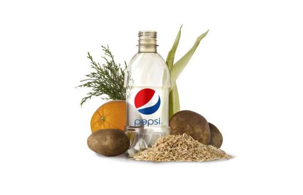 diseño de packaging en 100% biorresina Pepsi