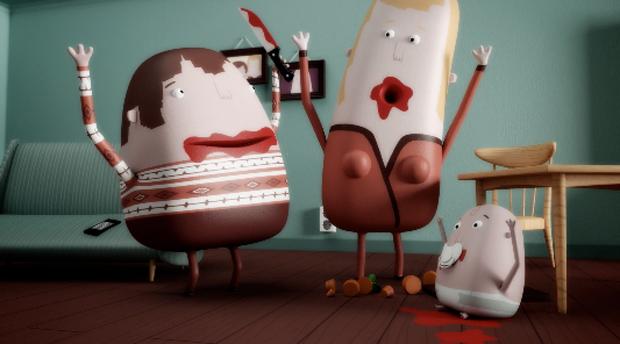 Mute, animación del estudio holandés Job, Joris & Marieke