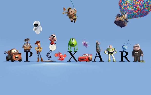 Pixar. 25 años de animación