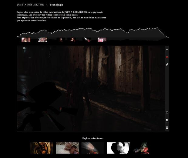 Reflektor, tecnología virtual, Arcade_Fire