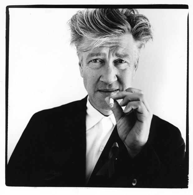 Renaud Monfourny, foto retrato David Lynch
